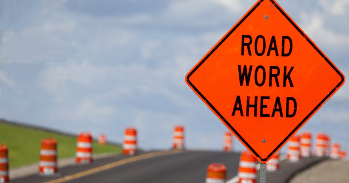 How Can Drivers Stay Safe in Construction Work Zones?
