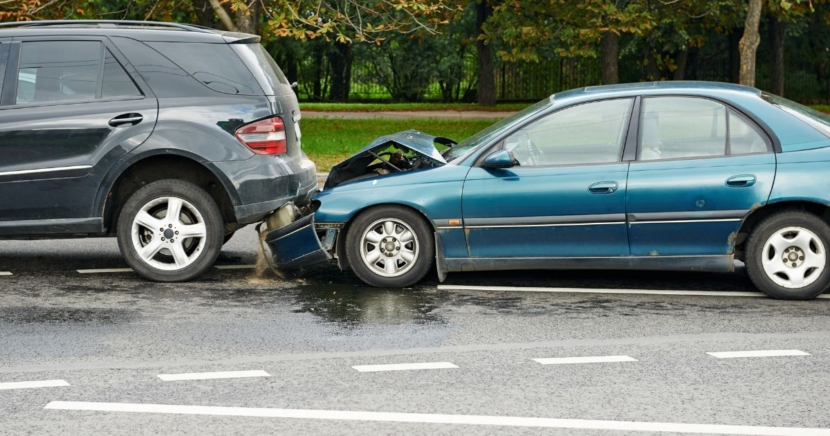 What is the Most Common Injury Among Rear-End Accident Victims?